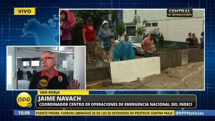 Los huaicos en Chosica y Santa Eulalia han dejado 170 casas afectadas