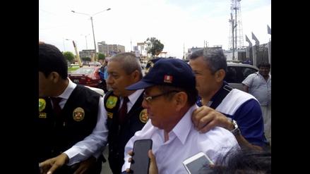 Chimbote: suspenden inicio de juicio contra exalcalde Francisco Gasco
