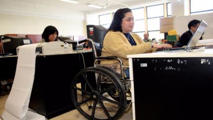 Empresas privadas contratarían más de 5,000 personas con discapacidad este año
