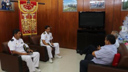 Fortalecerán servicio de patrullaje en litoral lambayecano