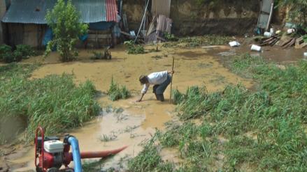 Huancayo: Defensa Civil fortalece brigada de emergencia por lluvias