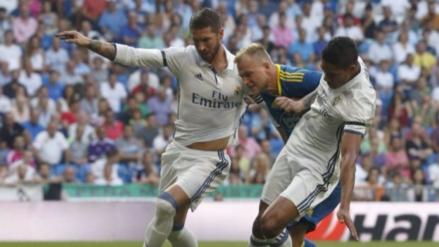 En Vivo   Celta de Vigo sorprende al Real Madrid en el Bernabéu
