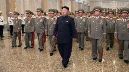 Kim Jong-un volvió a aparecer cojeando en la televisión de Corea del Norte