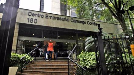 La Fiscalía congeló cerca de un millón de dólares a Camargo Correa