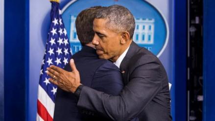 Barack Obama dejará la Casa Blanca con un 60 % de aprobación