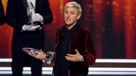 People's Choice Awards: Ellen DeGeneres logra histórico récord