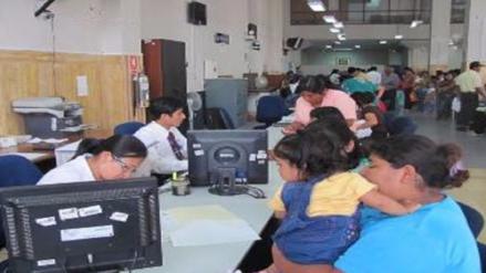 Lambayeque: más de 10 mil niños menores de cuatro años no tienen DNI