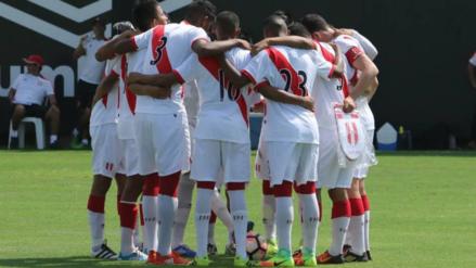 Perú enfrentará a Argentina en el inicio del Sudamericano Sub 20
