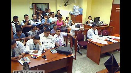 Chimbote: nueve meses de prisión para banda de