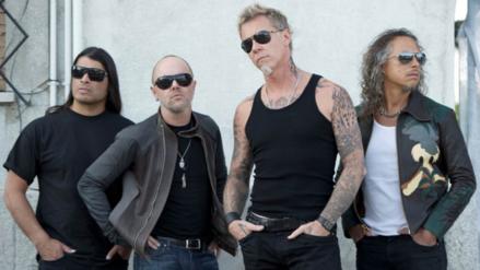 Grammy 2017: Metallica entre los artistas que actuarán en la ceremonia