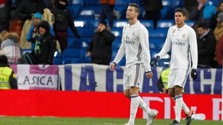 Real Madrid perdió 2-1 ante Celta por la Copa del Rey