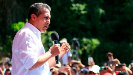 Ollanta Humala tendrá que pedir autorización judicial para salir del país
