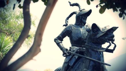 Francisco Pizarro cabalga hacia el olvido en Lima, la ciudad que fundó