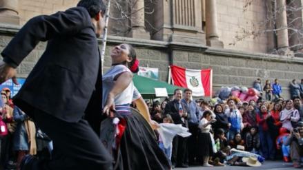 Perú a poco de dejar de ser la principal colonia extranjera en Chile