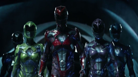 Nuevo tráiler de los Power Rangers confirma que será muy distinto a la serie