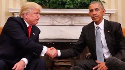 Obama prometió intervenir si Trump vulnera los derechos civiles de los estadounidenses