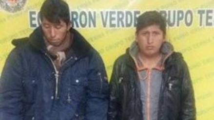 Detienen a trabajadores de local nocturno por trata de personas en Puno