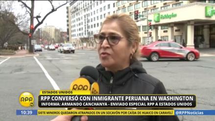 El testimonio de una peruana en situación de ilegal en los Estados Unidos