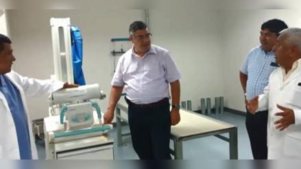 Trujillo: presidente de EsSalud afirma que se mejorará atención a asegurados