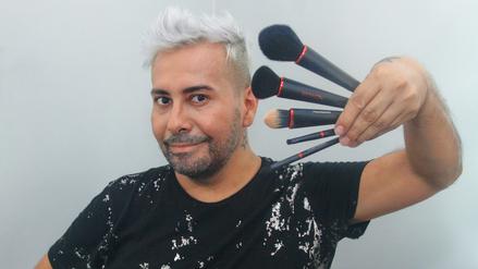 Video | Hombre que se respeta también se maquilla