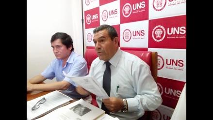 Rector de UNS advierte a alumnos de Medicina Humana regresar a estudiar