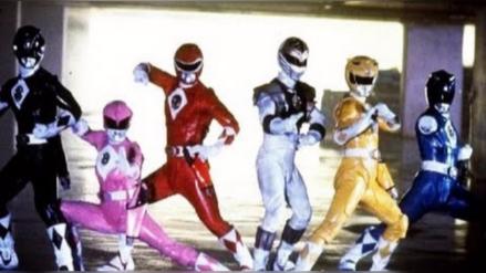La evolución de los Power Rangers en el cine