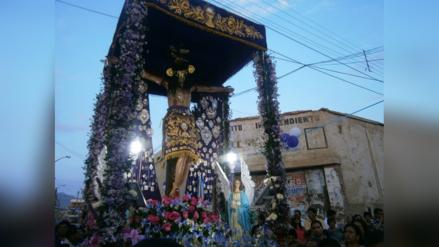 """Paiján: hoy inicia festividad en honor al """"Señor de los Milagros"""""""