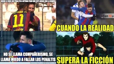 Divertidos memes dejó el triunfo del Barcelona sobre Real Sociedad en la Copa del Rey
