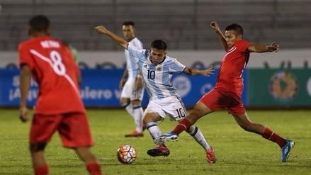 Perú se dejó empatar ante Argentina al último minuto...Otra vez