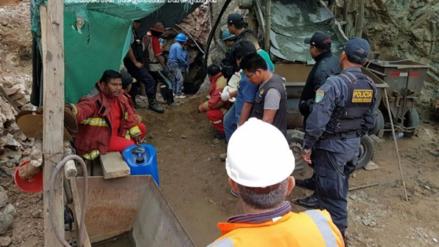 Bomberos que se desplazaron hacia Acarí retornan a sus bases