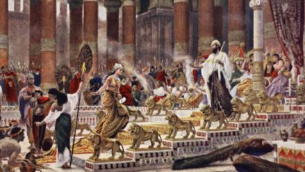 La historia sobre las minas del rey Salomón es cierta, según investigación