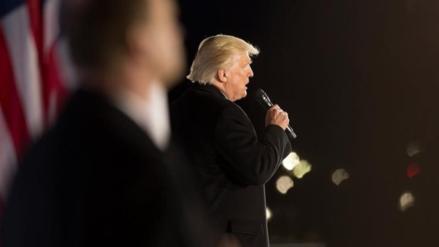 Conoce la agenda de la toma de posesión de Donald Trump
