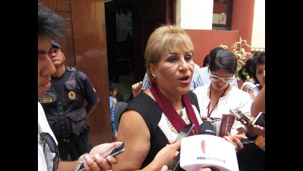 Chimbote: alcaldesa de la MPS no teme ser suspendida por regidores