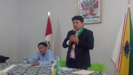 Alcalde de Pomalca pide a su par de Chiclayo cumplir con el recojo de la basura