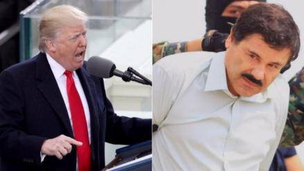 México negó que la extradición del 'Chapo' Guzmán esté vinculada a la asunción de Trump