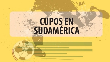 Conoce el cupo de extranjeros del fútbol Sudamericano