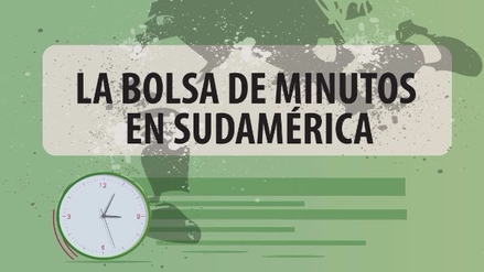 Conoce la bolsa de minutos para Sudamérica en 2017