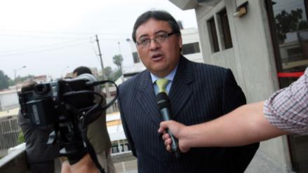 Policía allanó la casa del ex viceministro Jorge Cuba pero no lo encontró