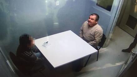 'El Chapo' Guzmán se declaró no culpable ante un tribunal de Nueva York
