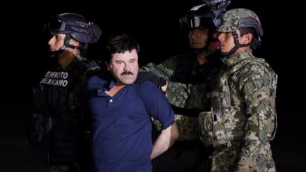 Estados Unidos no impondrá la pena de muerte al 'Chapo' Guzmán