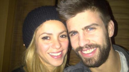 Shakira presentó a Gerard Piqué como su peluquero favorito