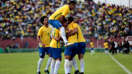Brasil es el primer clasificado al hexagonal del Sudamericano Sub 20