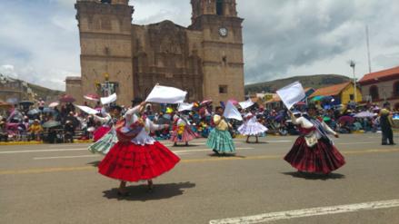 Conjuntos se alistan para participar de festividad de la Virgen de la Candelaria