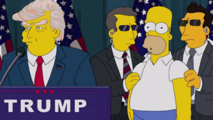 Test | ¿Lo dijo Homero Simpson o Donald Trump?