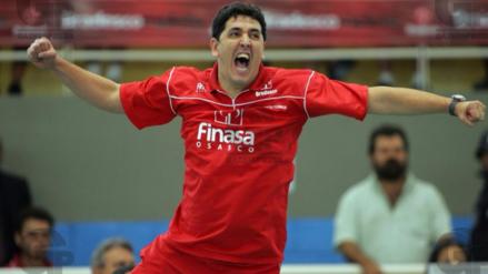 Selección Peruana mayor de voleibol ya tiene nuevo entrenador