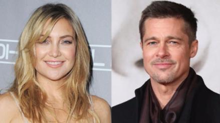 Hermano de Kate Hudson se burló de la 'convivencia' con Brad Pitt