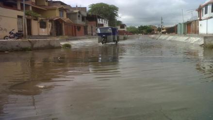 Piura: lluvia con mayor intensidad se reportó en Morropón