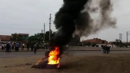 Chancay: se normaliza tránsito vehicular en la Panamericana Norte