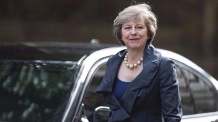 La primera ministra británica se reunirá con Donald Trump este viernes