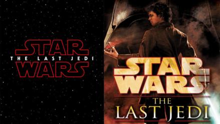 Star Wars: The Last Jedi, el título de la nueva película que ya había sido usado